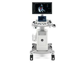 超音波診断装置(心臓エコー、腹部エコー、血管エコー)の写真
